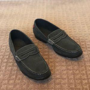 NWOB FootJoy black golf loafers